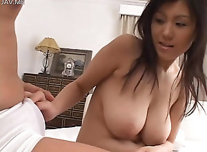 babe,big tits,banging,beautiful Dirty Japanese babe with enormous...