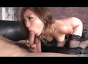 hardcore,creampie,lingerie,asian,japanese,big-tits,asian_woman Aika moves amazing with cock deep in...