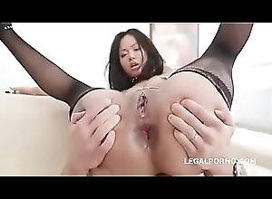 anal,hardcore,brunette,tattoo,swallow,deepthroat,dp,asian,gangbang,fetish,big-ass,piss,piss-drinking,double-anal,anal-sex,piss-swallow,anal Asian Jureka Del Mar gets hardcore Dp...