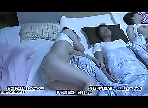 anal,blowjob,threesome,mom,sleeping,kiss,orgy,japanese,sister,brother,cuddle,double-blowjob,breast-sucking,anal Sleeping with Mom and Sister Part 2