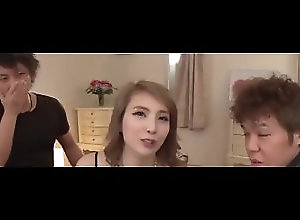 javhd;mom;mother;virtual;reality;asian;japanese;creamed-pussy;mmf;doggy-style;hot-milf;double-blowjob;ball-licking;cum-in-mouth,Asian;Handjob;MILF;Virtual Reality;Japanese Rion Ichijo sucks hard in POV then...