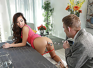 Anal,Brunette,Small Tits,Tattoo,Asian,Natural Tits,HD,Doggystyle,Missionary,Riding,Toys,Hardcore,Shaved Pussy,Cumshot,Cum In Mouth,Skinny The Gape That Keeps On Giving