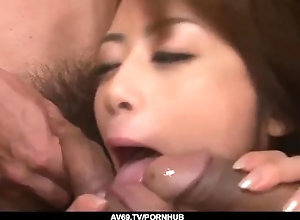av69;asian;hot-milf;japanese;black-stockings;sexy-lingerie;office-suit;group-action;pink-pussy;close-up;fingering;cock-sucking;pussy-licking;squirting;facesitting;hardcore-action,Asian;Cumshot;Japanese Maki Hojo severe sex in group with...