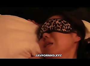 sex,big,bondage,hentai,blindfold,japanese,jav,bdsm Blindfolded Japanese GF fucked in...