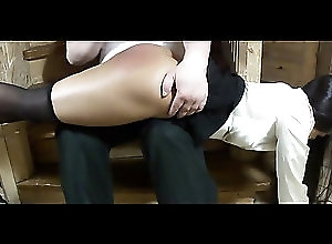 tits,ass,amateur,small,spanking,asian,POV,humiliation,fetish,older,women,german,-,men,younger,spank,m-f,devotion,ass Red ass - spanking home on the stairs