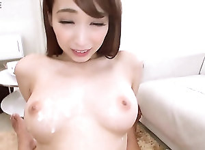 blowjob,asian,creampie her boobs are perfect to be cummed on...