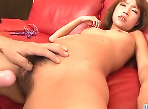 Asian,Blowjob,Japanese,hot milf,tit licking,vibrator,fingering,dick riding,creamed pussy Misaki Tanemura screams while getting...