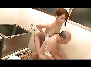 grandpa,asian,family,japanese,father,daughter,dad,jav,stepdad,stepdaughter,fucked_up_family grandpa takes care of the japanese girl