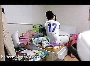 amateur,homemade,asian,chinese,football,soccer,Asian Woman Chinese football player fucks his gf