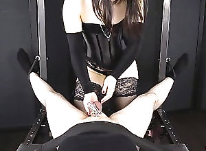 big-ass;chastity-femdom;chastity-cage;cowgirl;reverse-cowgirl;pov;black-stockings;bondage;femdom;cowgirl-riding;pawg-pov;ruined-orgasm;handjob;homemade;sexy-outfit;asian,Amateur;Big Ass;Bondage;Cumshot;Handjob;Toys;POV;Exclusive;Verified Amateurs Big Ass Cowgirl Riding – Chastity...