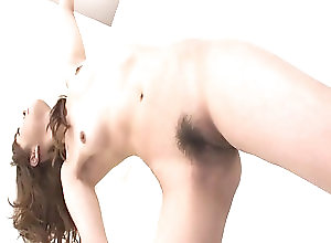 Amateur,Asian,Brunette Hot Asian girl gets a turn on a cock...