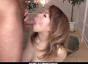 heymilf;asian;japanese;busty;cock-sucking;dick-riding;ass-licking;doggy-style;sexy-lingerie;creampie;fingering;hardcore;mature,Asian;Creampie;Japanese Busty Suzuna Komiya rides and fucks...