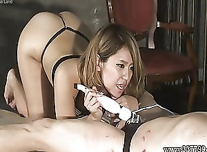 Face Sitting;Femdom;Japanese;Slave;Whipping;337799;Japanese Whipping;Japanese Girls Two Japanese girls whipping and...