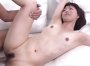 Asian,MILF,Brunette,hot milf,cock sucking,hardcore action,asian,blowjob,small tits,trimmed pussy,riding,missionary Izumi Manaka hot milf gets ready for...