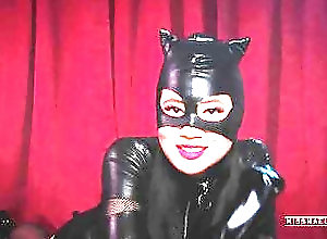kink;petite;point-of-view;catwoman;catwoman-cosplay;catwoman-costume;chastity;chastity-femdom;femdom-chastity-pov;pov;asian;asian-femdom;asian-catsuit;asian-cat-cosplay;female-domination,Asian;Brunette;Fetish;POV;Small Tits;Verified Amateurs;Old/Youn Catwoman Steals Orgasms Trailer