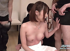 Asian,Hardcore,Japanese,Small Tits,Skinny Real Japanese Group Sex Uncensored...