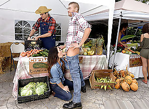 Brunette,Latina,Natural Tits,Japanese,Cheating,Reality,Outdoor,Public Nudity,Blowjob The Farmer's Wife