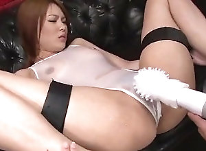 Asian,Cumshot,Facial,swimsuit,wet,sofa,group action,sex toys,toy insertion,squirting,cum on face,hot milf,wet clothing,asian,japanese Facial to end Reis nasty porn adventure