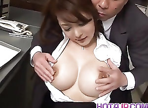 Asian;Cumshots;Facials;Hardcore;Japanese;Boobs Fondled;Fondled;Pumped;All Japanese Pass Mei Sawai has boobs fondled and is...