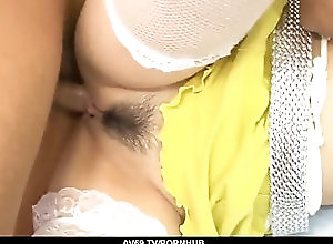 av69;asian;japanese;cock;sucking;hot;milf;fingering;squirting;hardcore;action;doggy;style;nice;ass;pussy;licking;69;white;stockings;creamed;pussy;pussy;creampies;uniform,Asian;Blowjob;Creampie;Japanese Tight Ai Yuumi deals cock in complete...