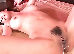 Asian,Blowjob,Creampie,hot milf,group action,mmf,busty,fingering,cock sucking,doggy-style,hardcore action,creamed pussy,asian Two cocks are enough to drill and...