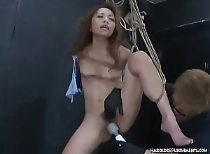 asian,bdsm,japanese,tied,bound,vibrators,orgasms,ropes,hairy-pussy,multiple-vibrators,group-bdsm,asian_woman Juicy Japanese Submits To Masters...