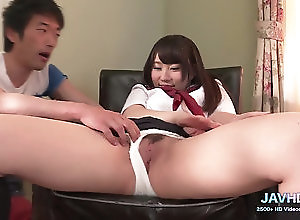 Amateur,Asian,Japanese,Missionary,Hardcore,Small Tits,Hairy,Trimmed Pussy They are so cute Japan schoolgirls...