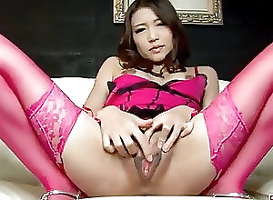 Asian;Japanese;Lingerie;Sex Toys;Squirting;Her Pussy;Play with Pussy;Pussy on Cam;Removes;On Cam;Pussy Play;Play;Pussy;Shio Fuky Ibuki removes her undies to play with...