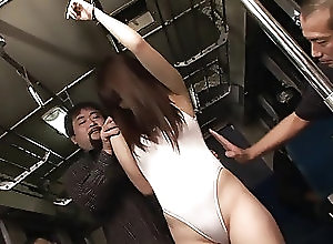 Face Sitting;Group Sex;Sex Toys;Gaping;Japanese;Anal;Teens;Gangbang;BDSM;Big Boobs;Brunettes;Double Penetration;Several;Dirty;White Dirty girl in a white outfit gets...