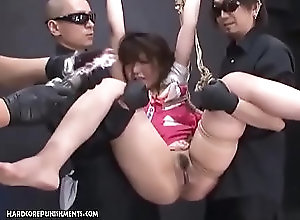 toys,asian,domination,bdsm,bondage,submission,japanese,vibrators,orgasms,ropes,hairy-pussy,bdsm Oriental BDSM With Hairy Asian Teen